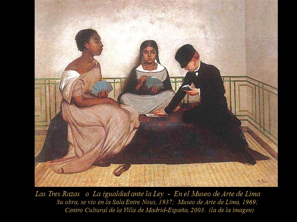 Nuevamente viajó a Europa en 1863 en compañía de su esposa. Después de tres años regresó al Perú y participó en el conflicto con España ( 2 de Mayo de