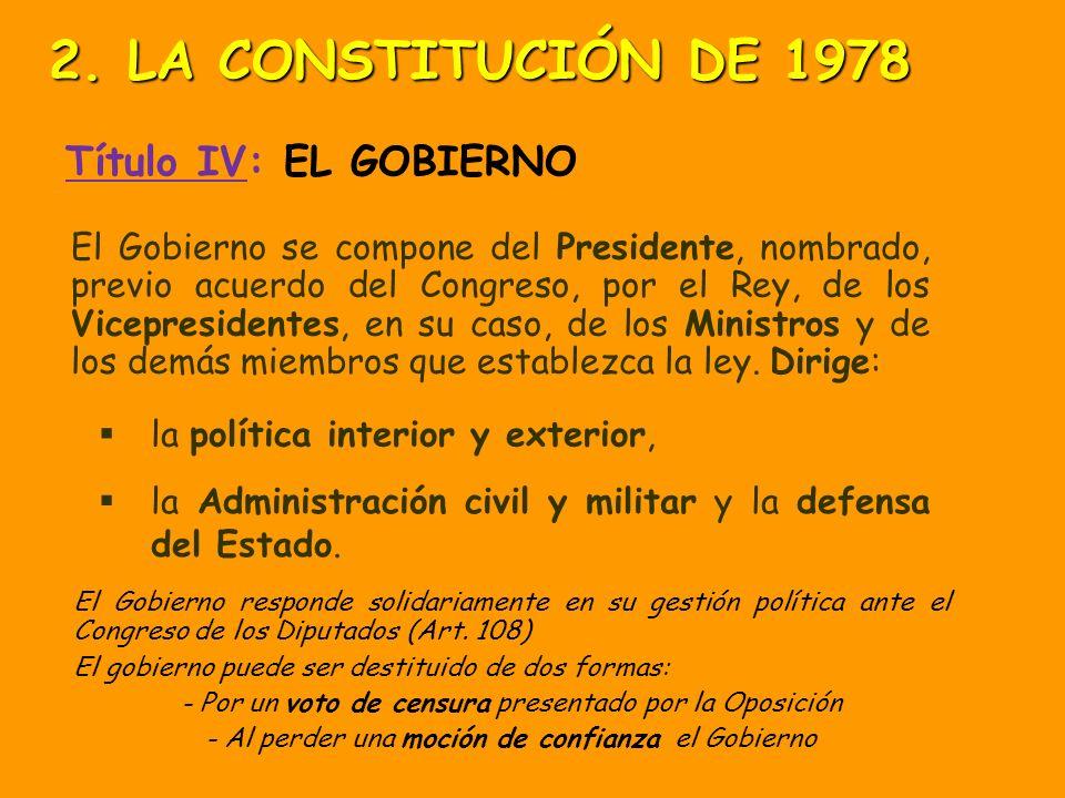 El artículo 54 introduce la institución del Defensor del Pueblo, alto comisionado de las Cortes Generales, designado por éstas para la defensa de los