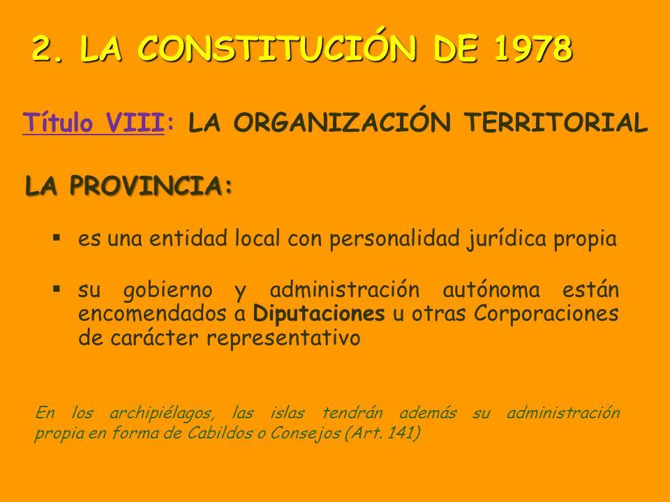 tiene autonomía garantizada por la Constitución goza de personalidad jurídica plena EL MUNICIPIO: su gobierno y administración corresponde a su respec
