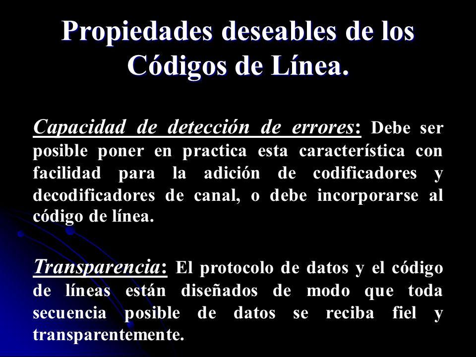 Reglas de Codificación 1.B8ZS (Bipolar with 8-Zeros Substitution) utilizado en Norteamérica.