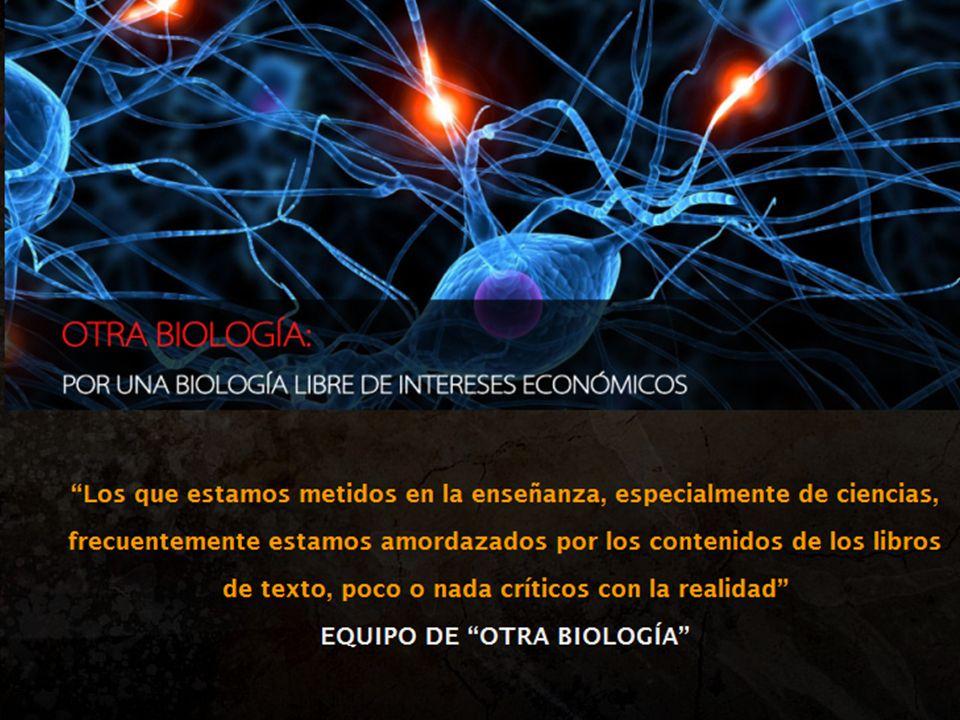 La siguiente presentación, se ha elaborado por el Colectivo Otra Biología, a partir de las diapositivas y la clase impartida por el Dr.