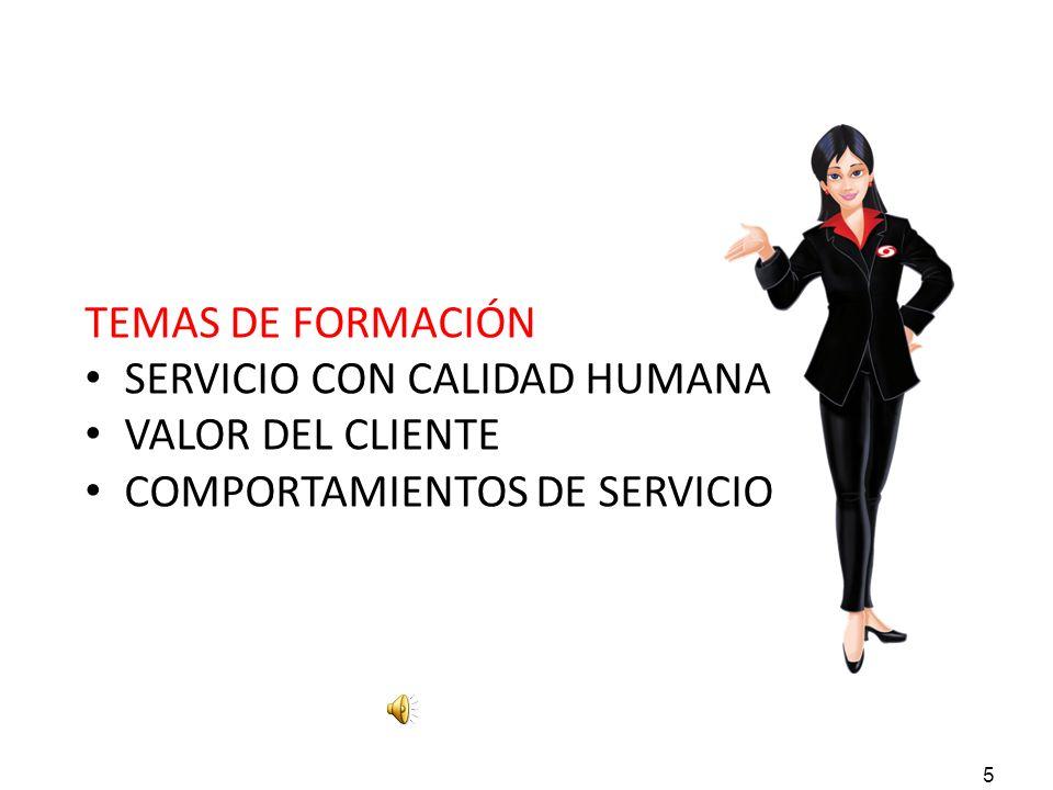 6 SERVICIO CON CALIDAD HUMANA Preguntémonos: ¿Qué nos hace humanos.