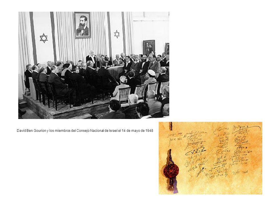 Conferencias y cumbres Conferencia de Madrid de 1991 Camp David II (2000) Cumbre de Taba (2001) Iniciativa de Geneva (2003) … Acuerdos y tratados de paz Acuerdos israélo-arabes de 1949 Acuerdos de Camp David (1978) Tratado de paz israelo-egypto (1979) Acuerdo israelo-libanese del 17 de mayo de 1983 Acuerdos de Oslo (1993) Tratado de paz israelo-jordaniano (1994) Acuerdo intermediario sobre la Cisjordania y Gaza (1995) Acuerdos de Wye Plantation (1998) … Oslo 1993