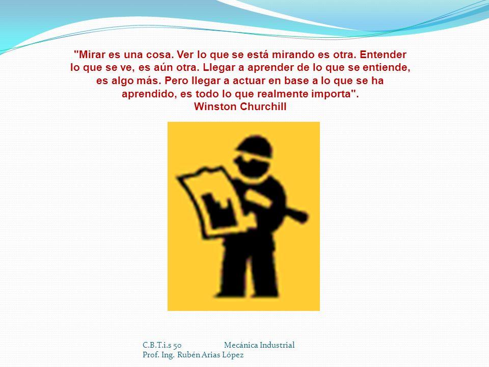 C.B.T.i.s 50 Mecánica Industrial Prof. Ing. Rubén Arias López Especificaciones de un torno horizontal de CNC: corriente trifásica de 380 volt. velocid