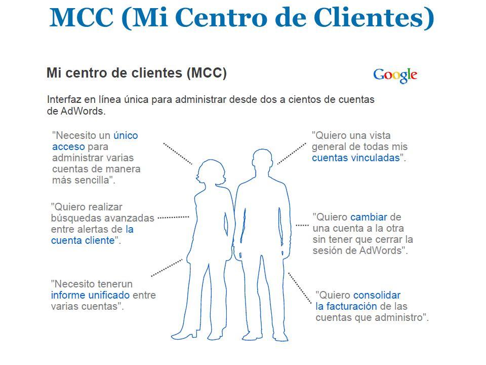 MCC (Mi Centro de Clientes)