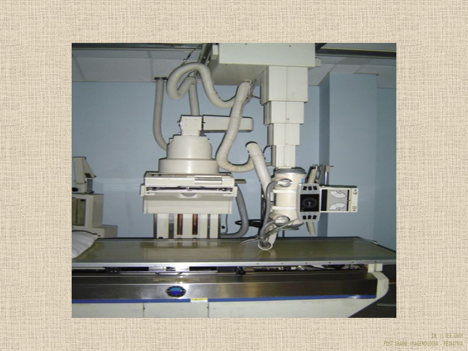 DR.J. YEE GUIM POST GRADO IMAGENOLOGIA - PEDIATRIA TORAX NORMAL DE RN.