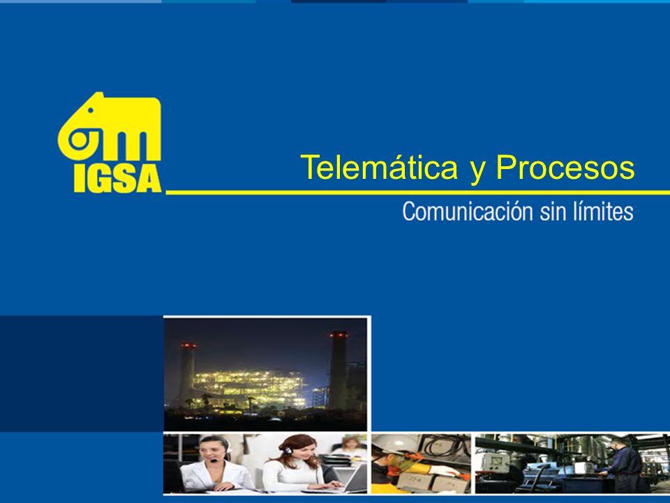 Telemática y Procesos