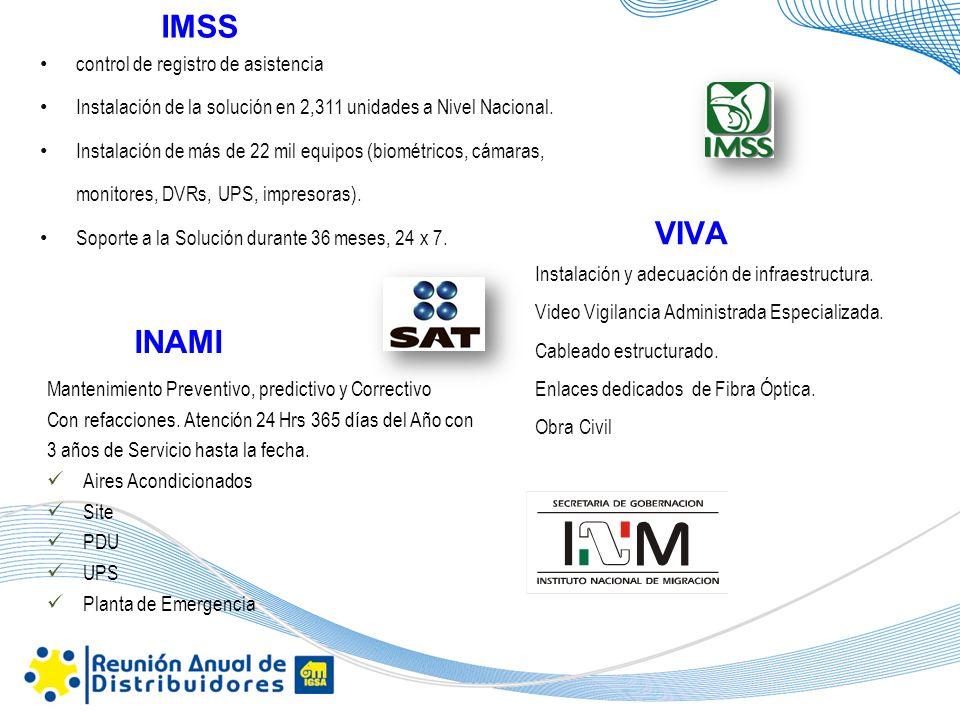 Actualización de la red privada virtual de telefonía a Nivel Nacional ISSSTE.