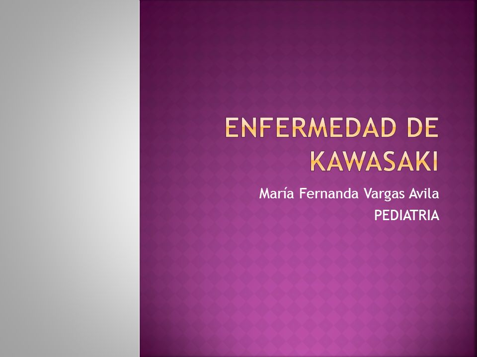 María Fernanda Vargas Avila PEDIATRIA