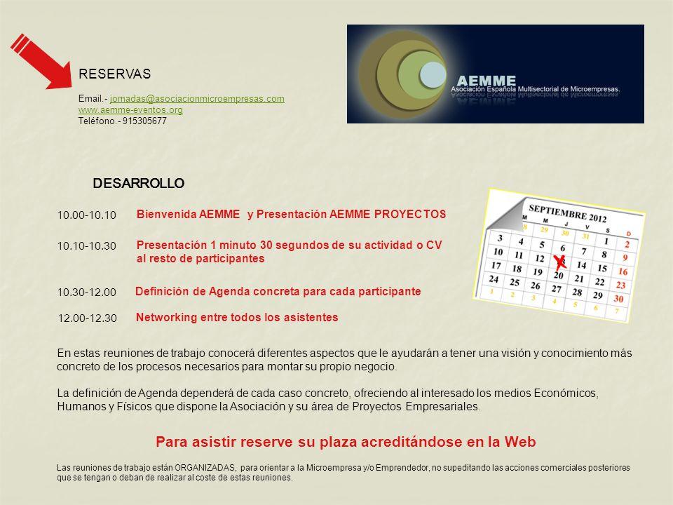 RESERVAS Email.- jornadas@asociacionmicroempresas.comjornadas@asociacionmicroempresas.com www.aemme-eventos.org Teléfono.- 915305677 Definición de Age