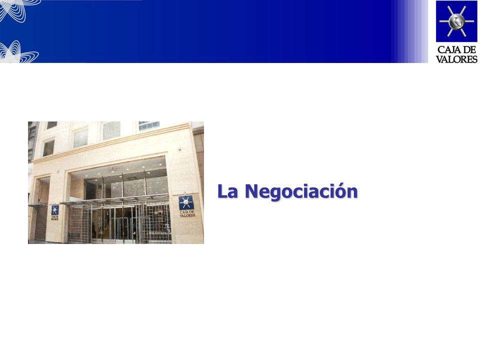 Algunos de nuestros logros 2004-05 CAJA DE VALORES SA: uno de los principales Sistemas de Liquidación en el Canje de Deuda Pública más importante de l