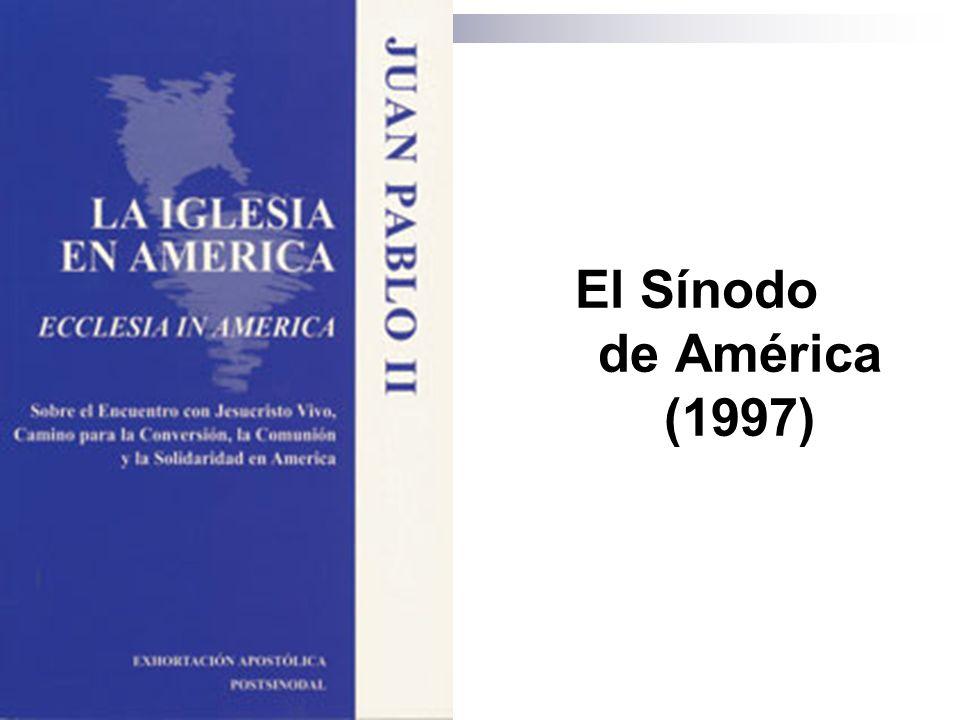 El Sínodo de América (1997)