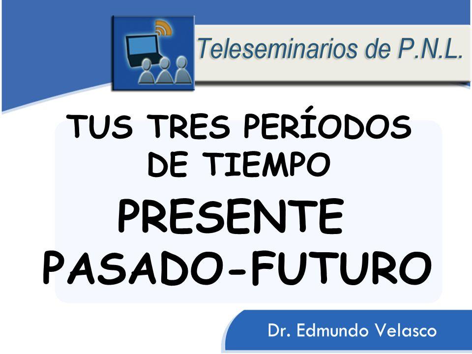 TUS TRES PERÍODOS DE TIEMPO PRESENTE PASADO-FUTURO
