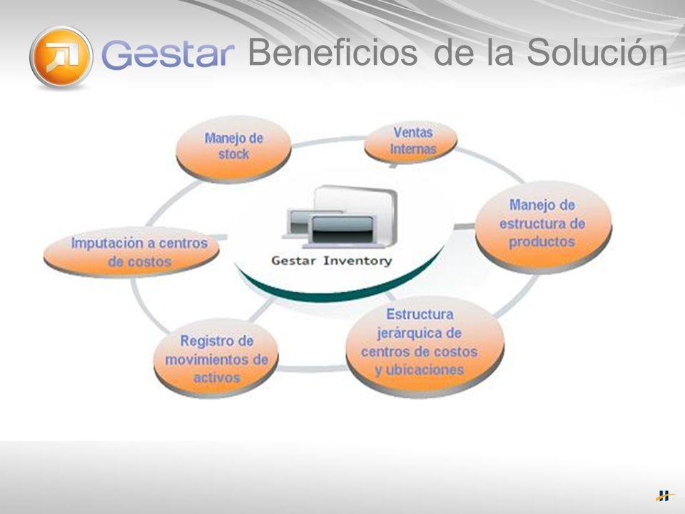 Beneficios de la Solución