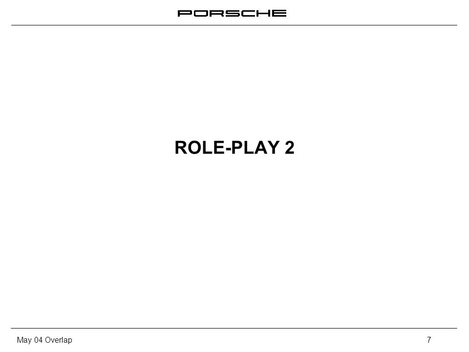 May 04 Overlap7 ROLE-PLAY 2