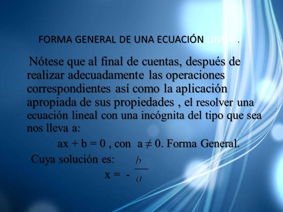 Nótese que al final de cuentas, después de realizar adecuadamente las operaciones correspondientes así como la aplicación apropiada de sus propiedades