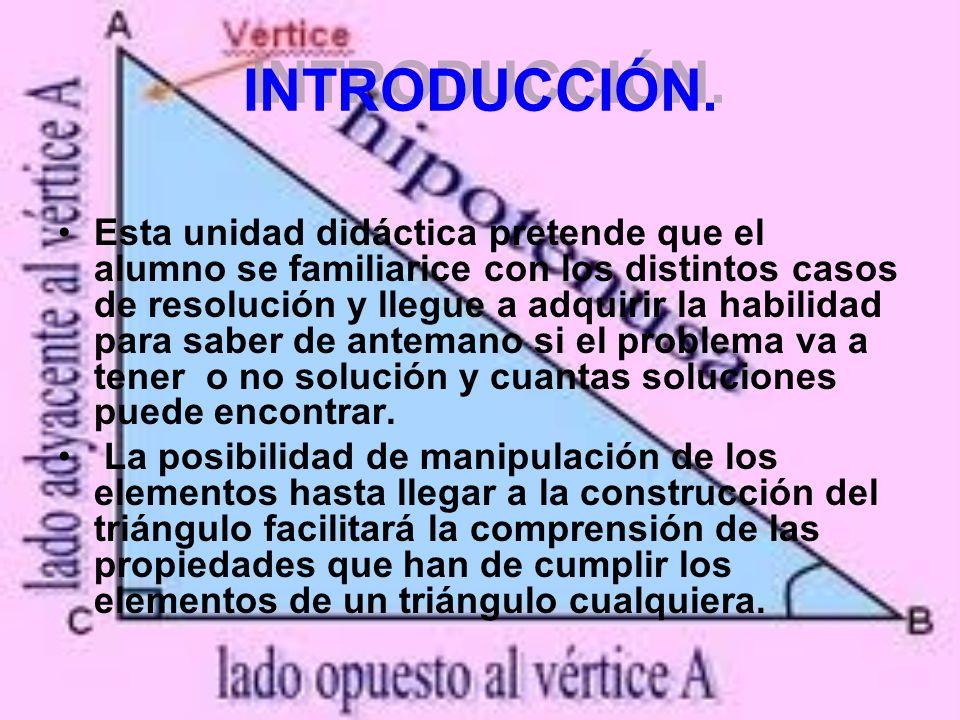 Se denomina triángulo oblicuángulo a cualquier tipo de triángulo, siendo el triángulo rectángulo un caso particular de esta denominación.