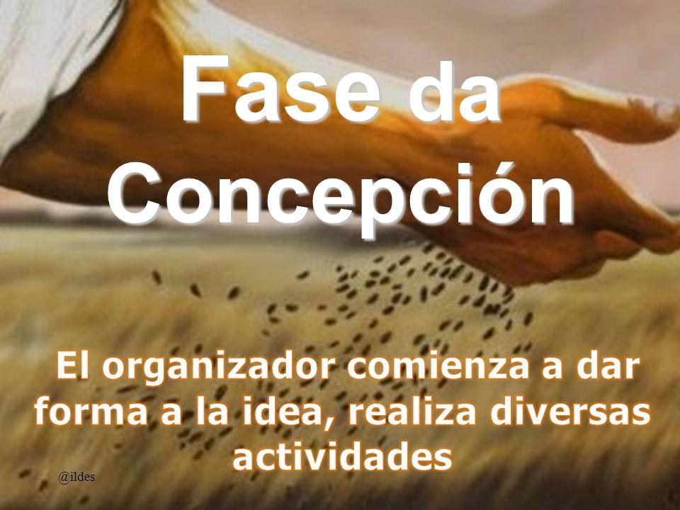 Fase da Concepción @ildes