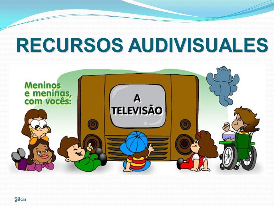 RECURSOS AUDIVISUALES @ildes