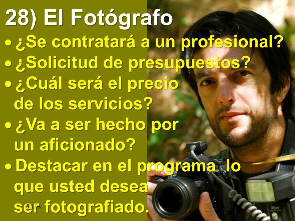 ¿Se contratará a un profesional? ¿Se contratará a un profesional? ¿Solicitud de presupuestos? ¿Solicitud de presupuestos? ¿Cuál será el precio ¿Cuál s