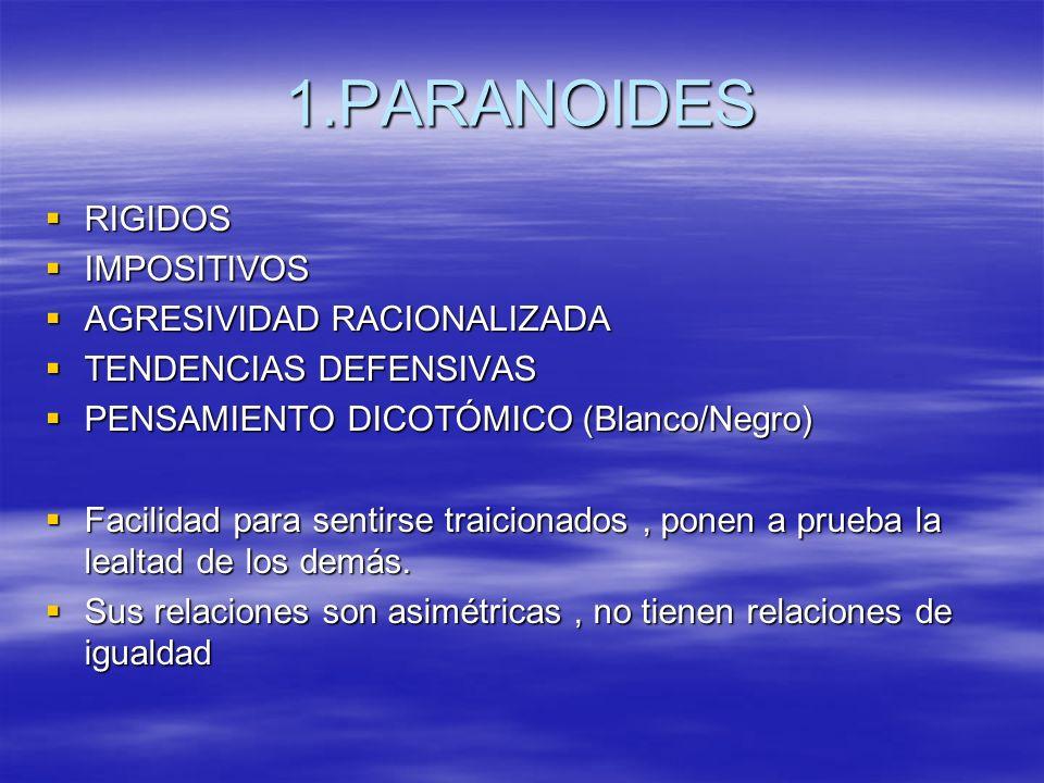 5.HISTERIA ESTADO DE ÁNIMO SUPERFICIAL Y CAMBIANTES ESTADO DE ÁNIMO SUPERFICIAL Y CAMBIANTES TENDENCIAS ANSIOSAS, SÍNTOMAS DISOCIATIVOS Y CONVERSIVOS… TENDENCIAS ANSIOSAS, SÍNTOMAS DISOCIATIVOS Y CONVERSIVOS…
