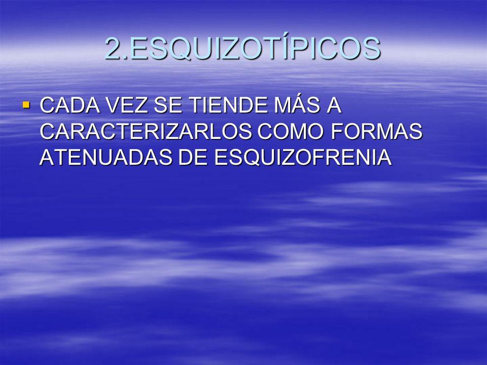 7.BORDERLINE(LÍMITE) LA APARIENCIA EXTERNA PUEDE SER MUY VARIABLE LA APARIENCIA EXTERNA PUEDE SER MUY VARIABLE LA MANIFESTACIONES SON POLIMORFAS LA MANIFESTACIONES SON POLIMORFAS NO APRENDER AL DEDILLO, SÓLO LEER NO APRENDER AL DEDILLO, SÓLO LEER