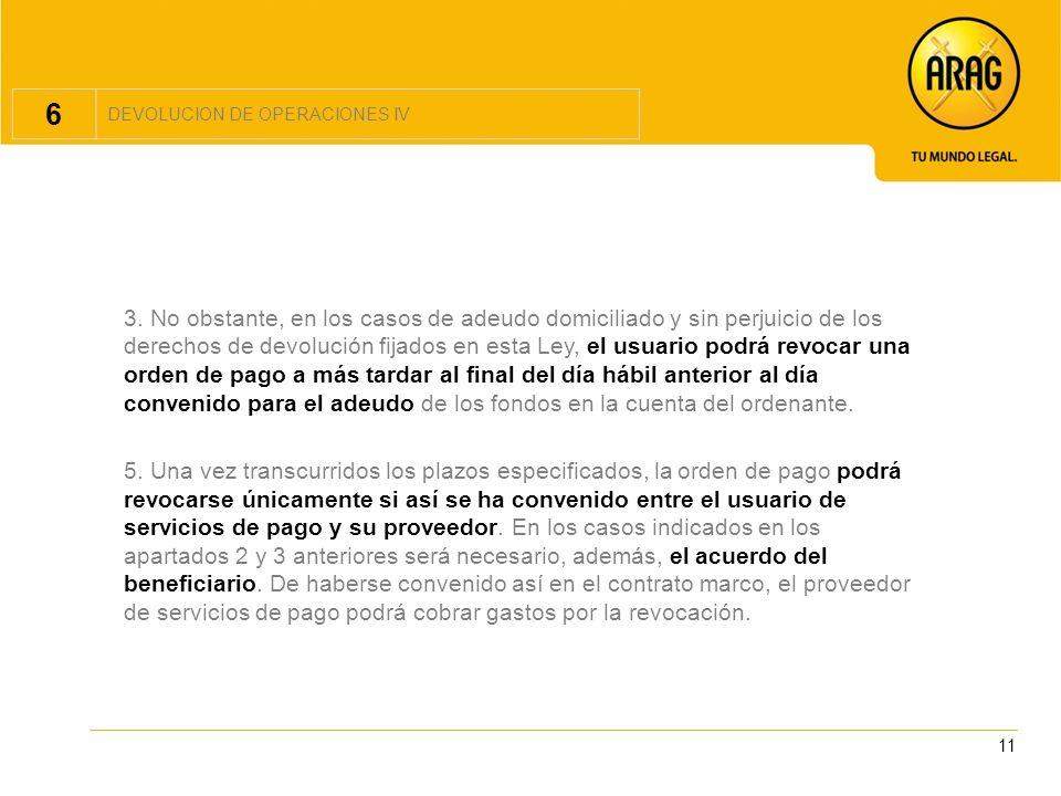 12 7 PLAZOS ADAPTACIONES Los contratos que las entidades de crédito que operen en España tengan suscritos con su clientela, a la fecha de entrada en vigor de la presente Ley, para la regulación de las condiciones en las que ha de tener lugar la prestación de los servicios de pago a los que se refiere esta Ley, seguirán siendo válidos.