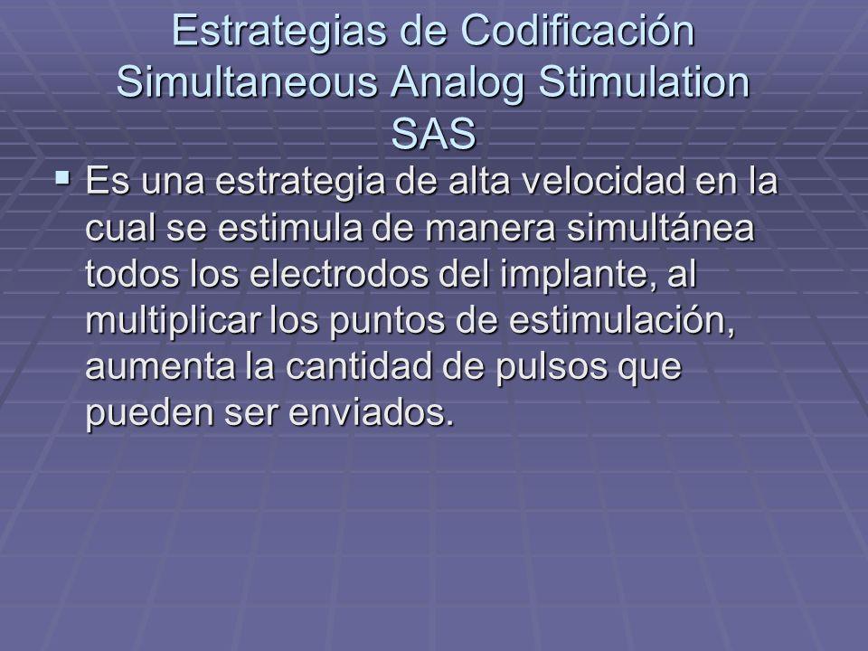 Estrategias de Codificación Continuos Intervaling Sampling (CIS) Intervalos de Muestreo Contínuo Estrategia de procesamiento diseñada para producir pu