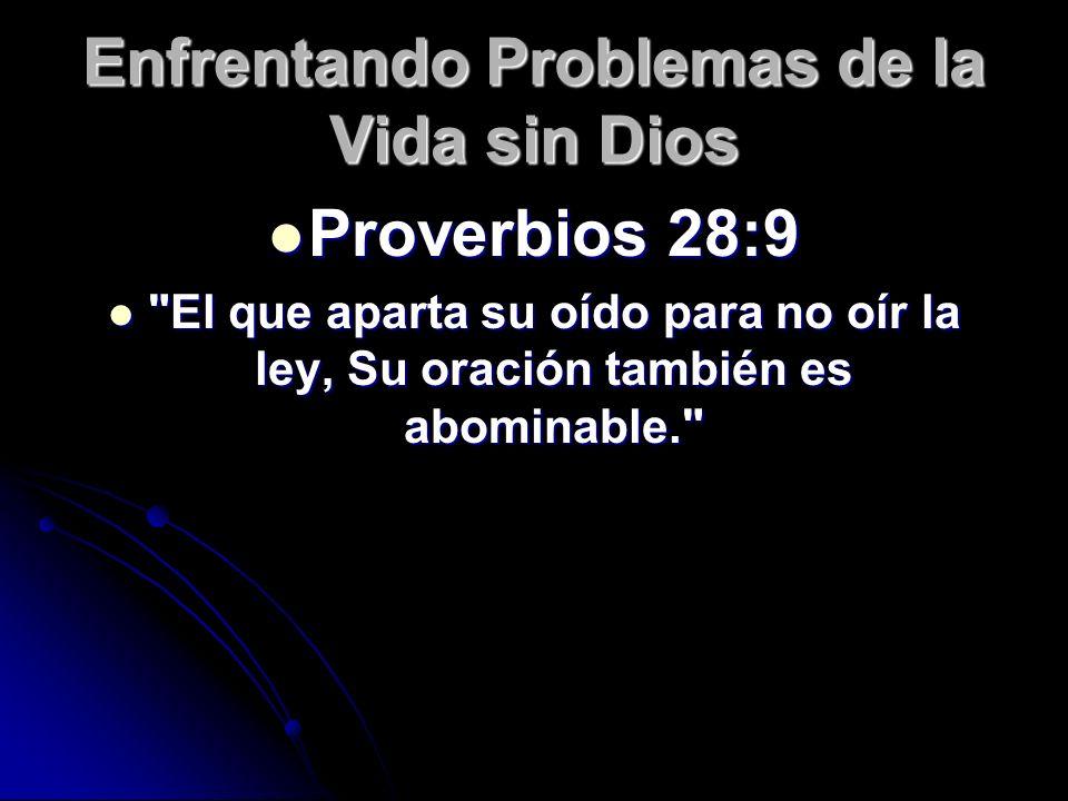 Proverbios 28:9 Proverbios 28:9