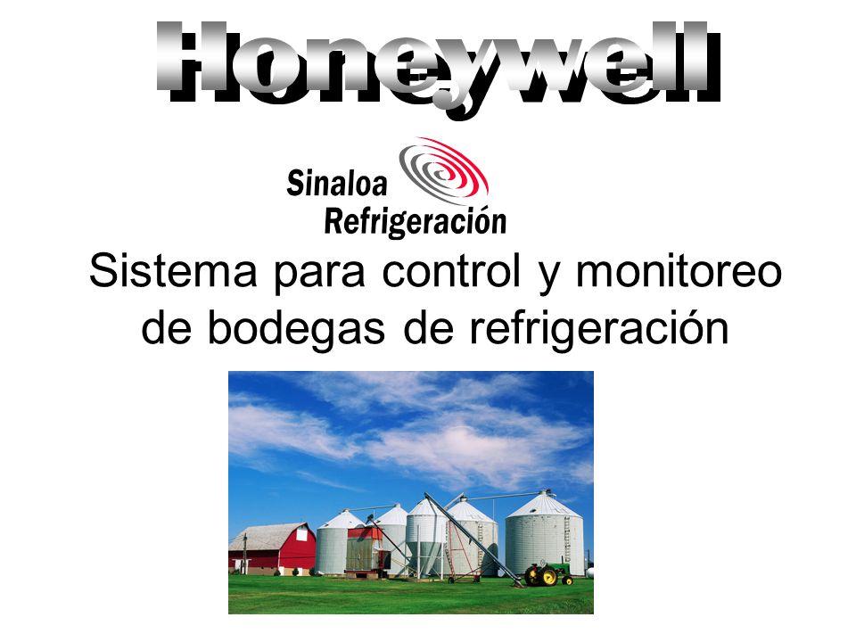 Sistema para control y monitoreo de bodegas de refrigeración
