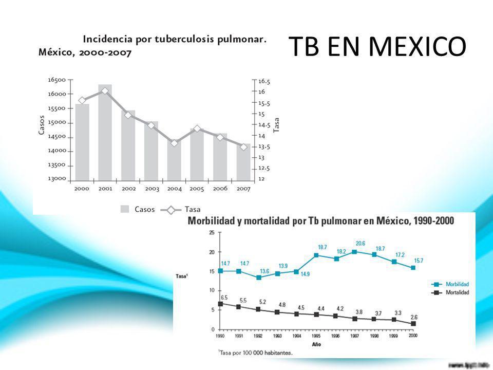TB EN MEXICO