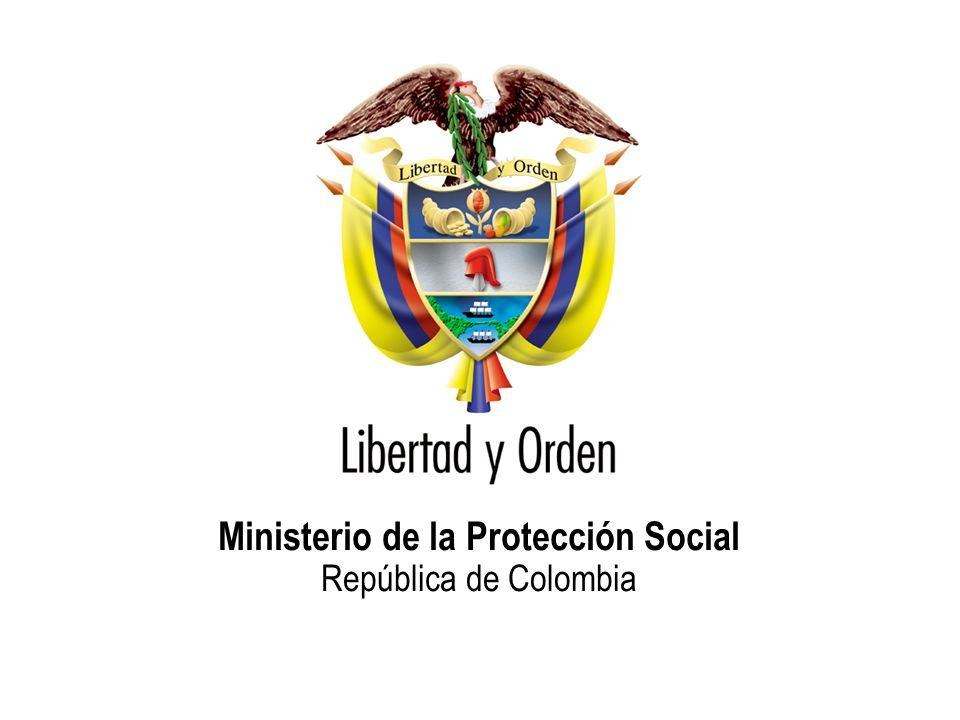Ministerio de la Protección Social República de Colombia EQUIPO INTERDISCIPLINARIO: FUNCIONES EQUIPO INTERDISCIPLINARIO DE LA IPS: Coordina la recepción de los liberados en la IPS.