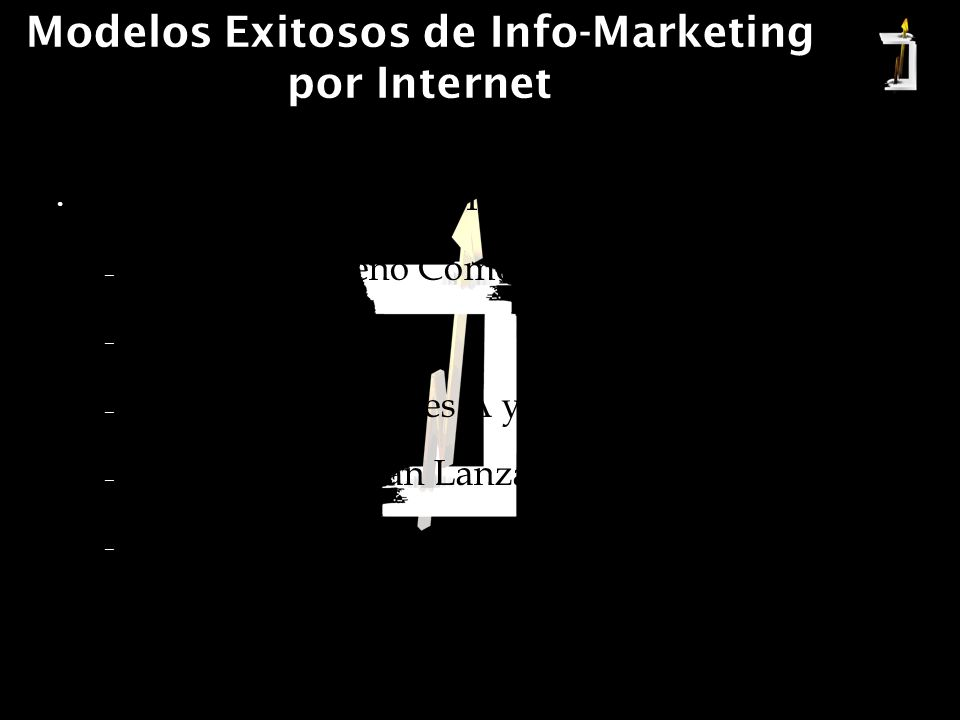 Modelos Exitosos de Info-Marketing por Internet Modelo de Lanzamientos.