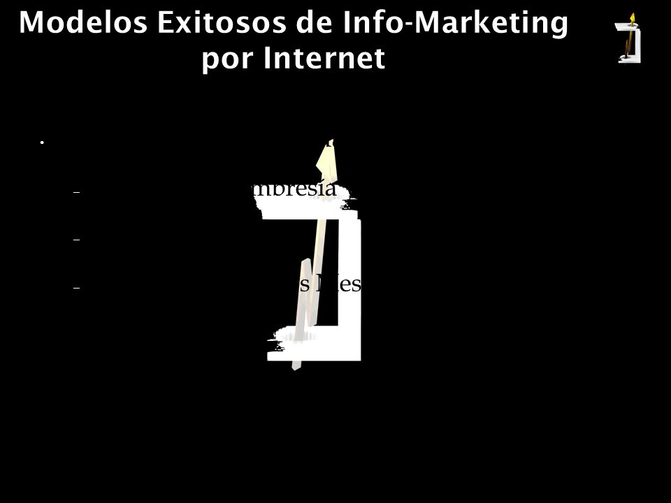 Modelos Exitosos de Info-Marketing por Internet Modelo de Continuidad.