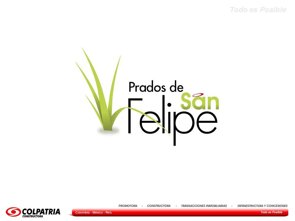 Todo es Posible UEN PROMOTORA DEPARTAMENTO DE DISEÑO PRADOS DE SAN FELIPE INDUCCION A VENTAS 21 de febrero de 2010