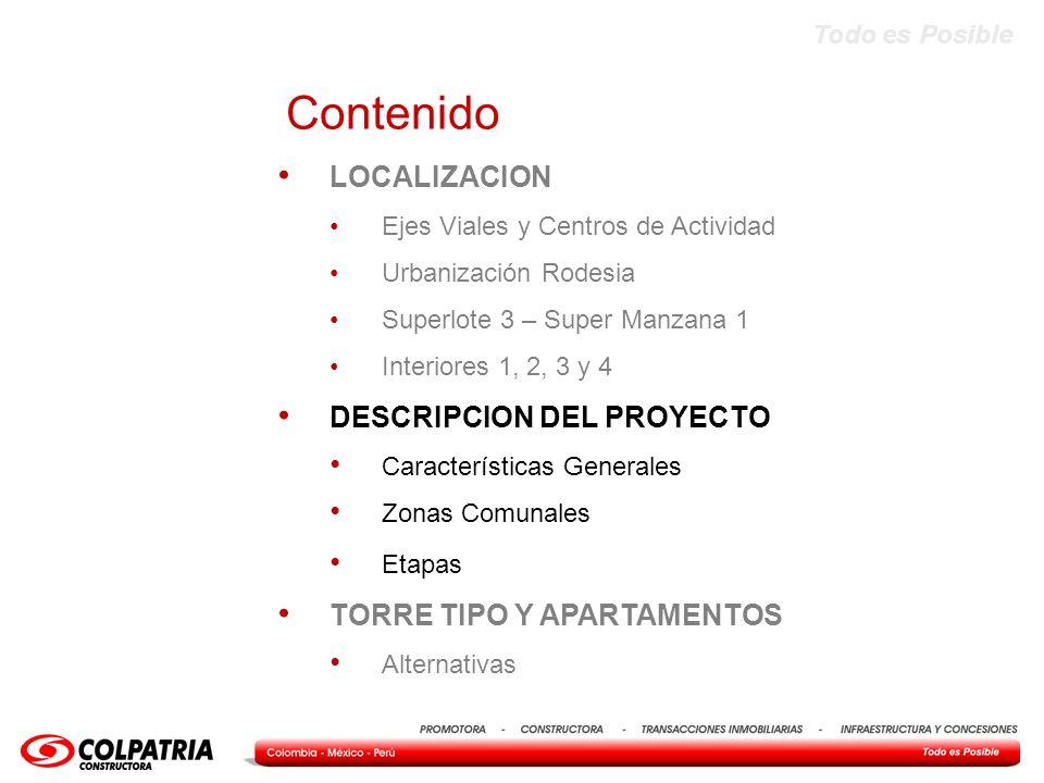 Todo es Posible Alternativas TORRE TIPO Y APARTAMENTOS Tipo A-2 Apartamento Medianero Opción Alcoba 3 Área Construida Vivienda 50,53 m2