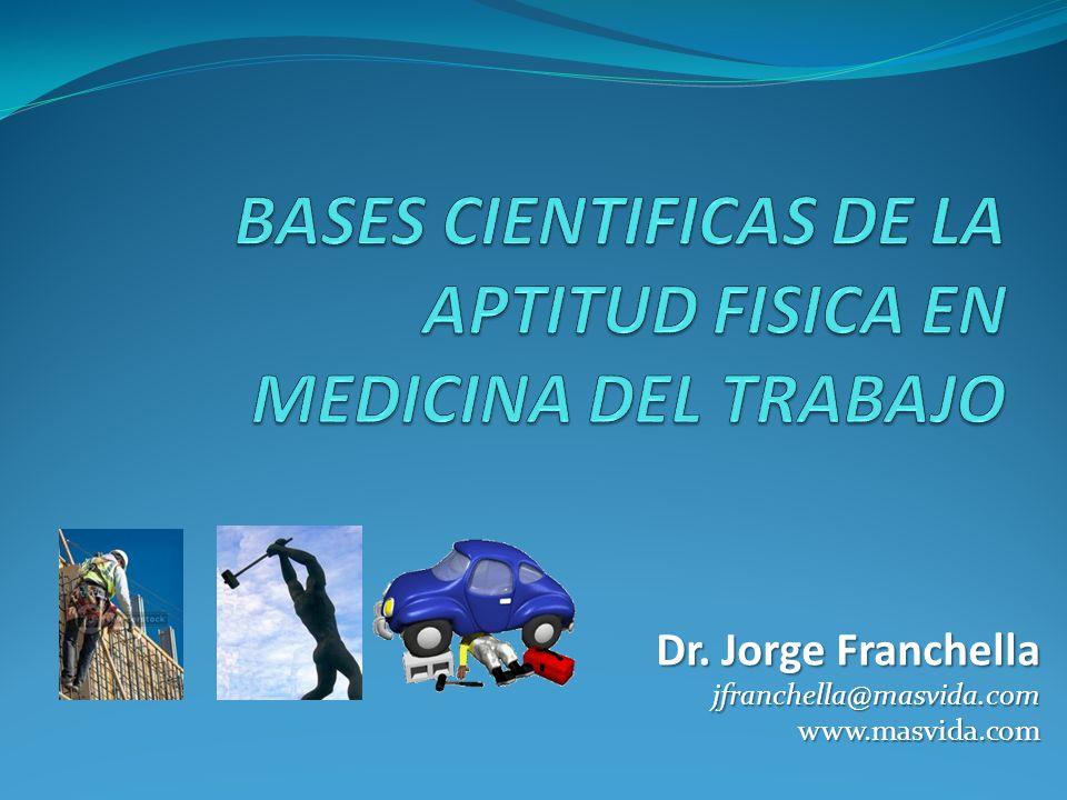 Dr. Jorge Franchella jfranchella@masvida.comwww.masvida.com