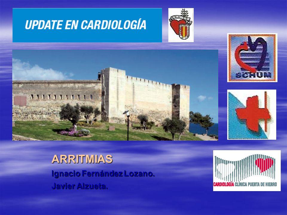 MADIT-CRT: Características basales y medicación DAI (n=731) TRC-D (n= 1.089) Características basales Edad 65 años 5254 Varón7675 Cardiopatía isquémica 5555 Clase funcional II de la NYHA 8586 QRS 150 ms 6564 FE < 0,25 5353 VTDVI > 240 ml 4546 VTSVI > 170 ml 4545 Medicación Inhibidores de la ECA* 7777 ARA* 2021 Betabloqueantes9393 Diuréticos7376 Estatinas6767 * IECA: Inhibidores de la enzima de conversión de la angiotensina ARA: Antagonistas de los receptores de la angiotensina Las características basales son similares en los dos grupos No existían diferencias significativas en los medicamentos Update 2010 Fuengirola, Málaga