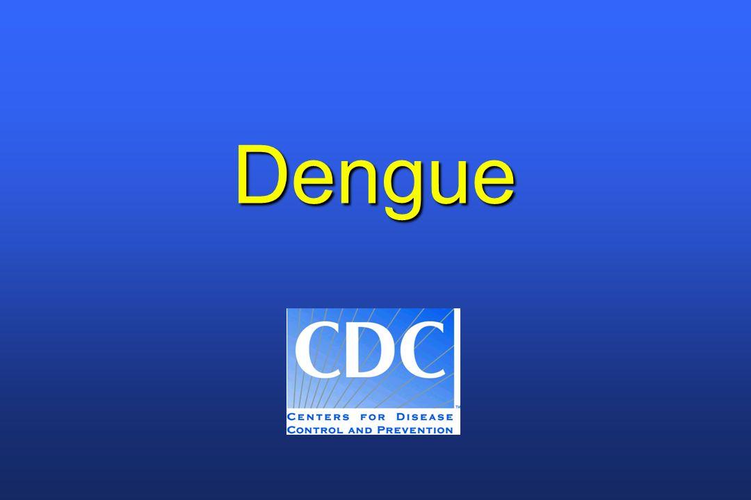 Virus del dengue n Arbovirus: (F.