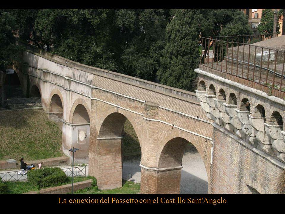 El Castillo de Sant'Angelo visto desde el puente homónimo
