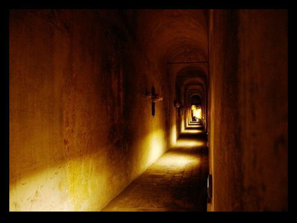 Una entrada al Passetto Interior del Passetto