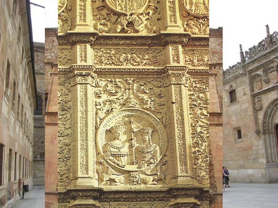En España el Renacimiento arquitectónico se inició a principios del siglo XVI y se desarrollo en tres fases Plateresco Su nombre proviene de la decora