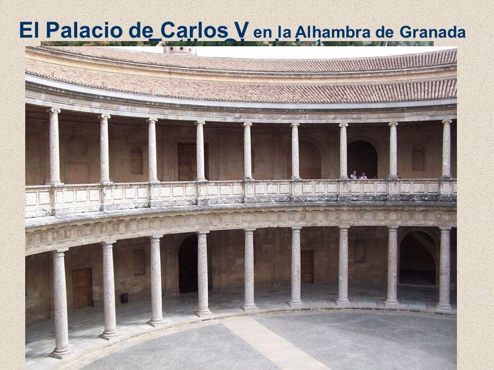 Estilo Clasicista Se inspira en los modelos arquitectónicos clásicos (columnas, dinteles, frontones …) que prevalecen sobre los elementos decorativos
