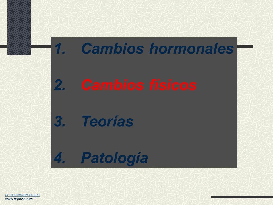 dr_paez@yahoo.com dr_paez@yahoo.com www.drpaez.com Pubertad Evolución del desarrollo del eje Hipotálamo-Hipófisis-Gonadal (H-H-G) –Pubertad – Maduraci