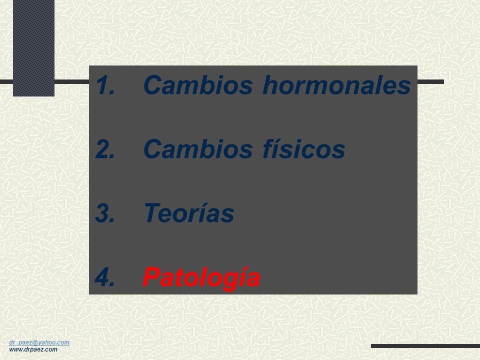 dr_paez@yahoo.com dr_paez@yahoo.com www.drpaez.com El aumento de peso y el porcentaje de grasa corporal es prerequisito para la pubertad 48 kg/105 lbs