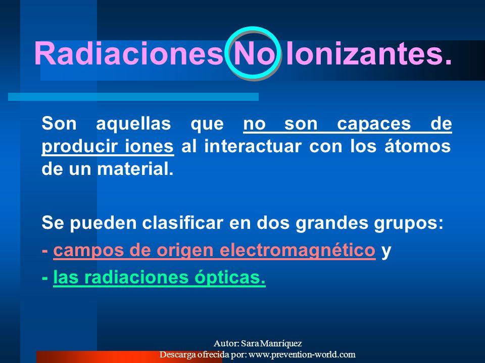Autor: Sara Manríquez Descarga ofrecida por: www.prevention-world.com USOS DE LA ENERGIA NUCLEAR campos Dentro de los campos electromagnéticos electro