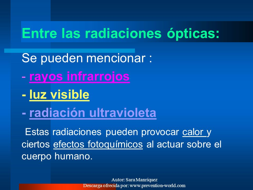 Autor: Sara Manríquez Descarga ofrecida por: www.prevention-world.com ondas de radiofrecuencia - ondas de radiofrecuencia, utilizadas por las emisoras