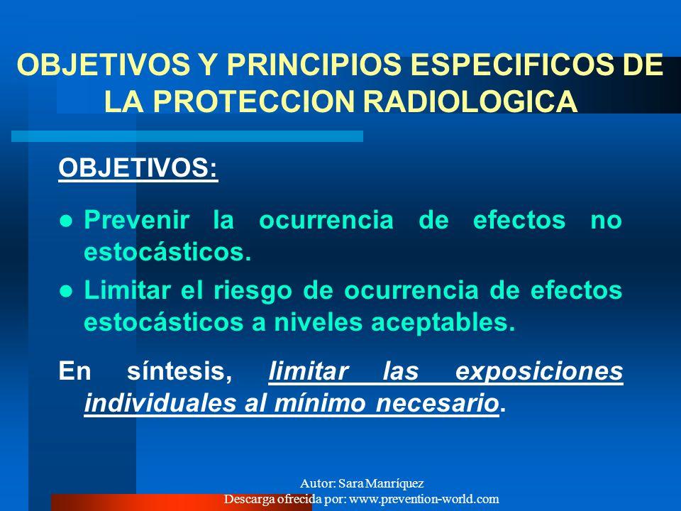 Autor: Sara Manríquez Descarga ofrecida por: www.prevention-world.com Cataratas por acción de neutrones (personal de Reactores y Aceleradores. Genital