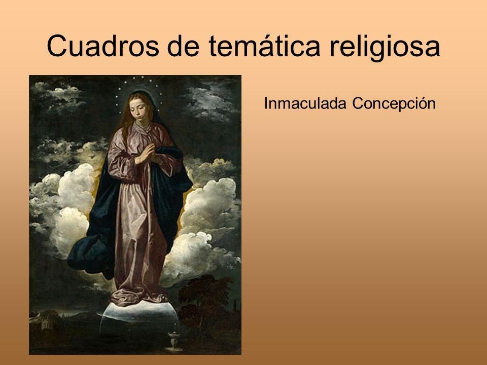 Cuadros de temática religiosa Inmaculada Concepción