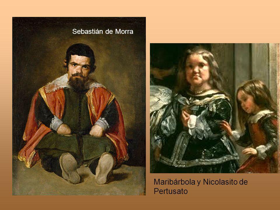 Sebastián de Morra Maribárbola y Nicolasito de Pertusato